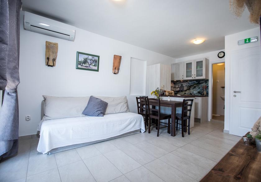 Apartman Bernardica interijer